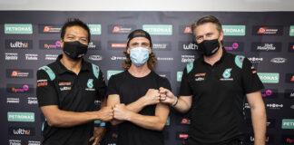 Petronas Sprinta Racing Moto3 Sign Binder