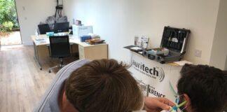 Auritech Open Covid-secure Custom Fit Studio For Bespoke Ear Protectors