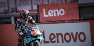 Quartararo Leads A Yamaha Armada On Friday