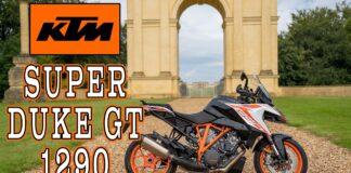 Ktm Super Duke Gt 1290 Review