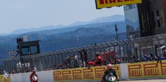 Rea Battles Rinaldi To Claim Thrilling Teruel Race 2 Win