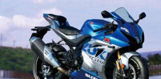 Suzuki Announces Limited Edition Gsx-r1000 To Celebrate 100th Anniversary