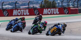 Strike 1: Andrea Locatelli's First Chance Of The Worldssp Title