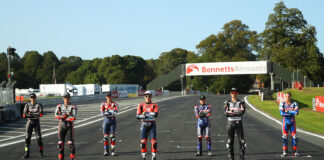 The Magnificent 7 Set For Battle As Bennetts Bsb Title Chase Intensifies At Oulton Park