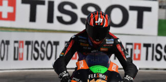 Torres Takes First E-pole At Misano