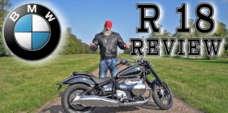 Bmw R 18 Review
