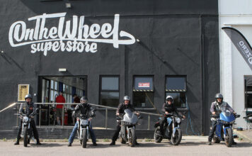 Zero Motorcycles Complete Successful 'bums On Seats' Uk Tour