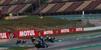 Verdoia Storms To Shock Worldssp Victory In Red Flagged Race 1