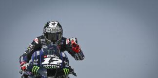 Vinales Smashes Misano Lap Record For Pole As Yamaha Dominate Qualifying