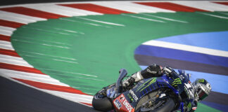 Vinales Tops Busy Misano Test From Nakagami And Zarco