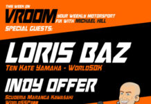 Vroom – Your Motorsport Fix, Episode 7 – Loris Baz, Indy Offer