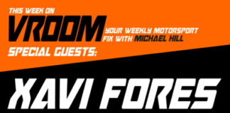 Vroom – Your Motorsport Fix, Episode 4 – Xavi Fores, Themba Khumalo