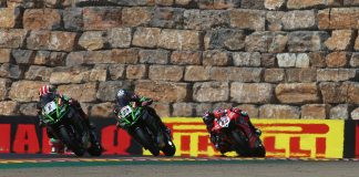 Worldsbk Title Race To Twist And Turn At Aragon For Inaugural Teruel Round