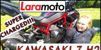 Kawasaki Zh2 By Laramoto