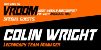 Vroom – Your Motorsport Fix, Episode 6 – Colin Wright, Christophe Guyot