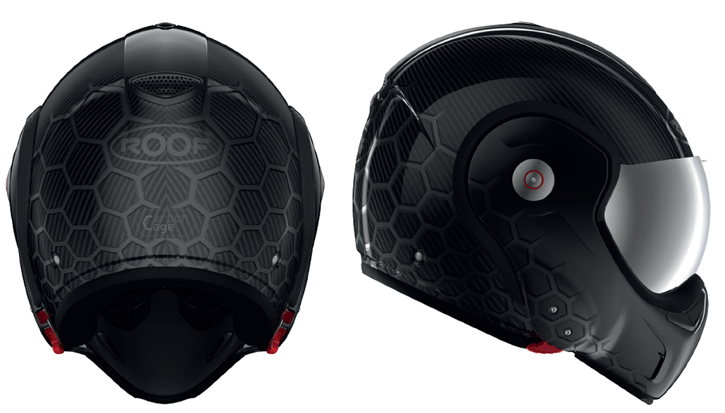 New Limited Edition: Boxxer Carbon Cage