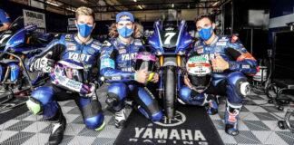 Yart Yamaha Seal Pole Position At Estoril