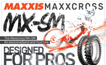 The Championship-winning Sand Tyre From Maxxis, Now Available