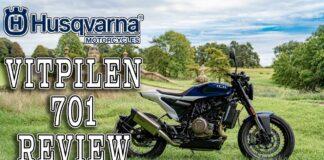 Husqvarna Vitpilen 701 Review