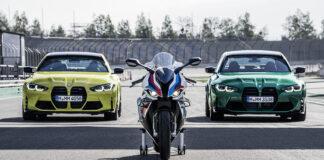 Dunlop Sportsmart Tt Chosen For Bmw M 1000 Rr