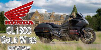 Honda Gold Wing Mega Review