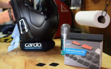 Revitalise Your Helmet With The Cardo Systems Refreshment Kit 01
