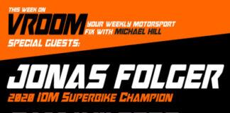 Vroom Your Motorsport Fix Episode 15 Jonas Folger Sam Wilford 01