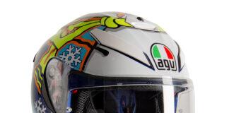 Agv K3 Sv-s Rossi Winter Test