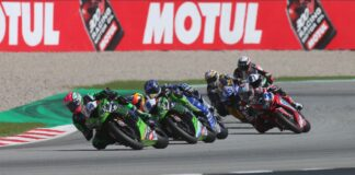 Action In Abundance As Worldssp Tackles A New Circuit For The Season Finale 01