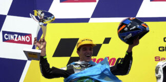 Alex De Angelis Says Good Bye To Racing Not To The Passion 01