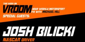 Vroom Your Motorsport Fix Episode 17 Josh Bilicki Thomas Strudwick 01