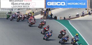 Beaubier Ends His Motoamerica Career With Two More Wins At Laguna Seca 01