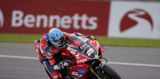Brookes Delivers In All Conditions To Set The Pace At Donington Park