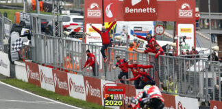 Brookes Hits The Jackpot To Become 2020 Bennetts British Superbike Champion 01
