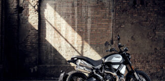 """dark Suit"": The Perfect Entry Into The Ducati Scrambler 1100 Pro Family"