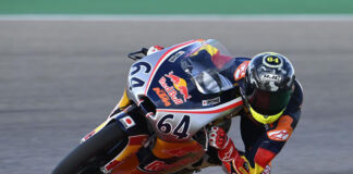 David Munoz Takes Aragon 2 Rookies Pole With Best Ever Lap 01