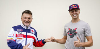 Di Giannantonio Returns To Gresini Racing For 2021 01