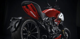 Ducati Performance Accessories Light Up The Sporting Spirit Of The Diavel 1260 05