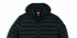 Ducati And Ciesse Piumini In Partnership For A Special Autumn-winter Collection Of Down Jackets