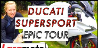 Ducati Supersport S Touring Review In The Pyrenees