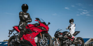Energica-dell'orto: E-power Prototype Projects Begin Engine Bench Testing