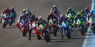 Energica To Continue As Motoe™ Motorcycle Supplier Until 2022 01
