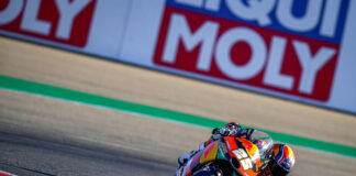 Fernandez Goes Two For Two In Teruel 01