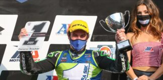 Fong And Zanetti Win Beaubier Crowned At The Brickyard 01