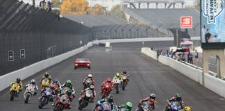 Fong Wins A Drama Filled Superbike Race At The Brickyard 01