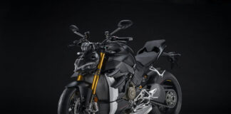 For 2021 The Streetfighter V4 Range Becomes Euro 5 And New Dark Stealth Colour Is Added 03