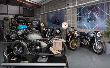 Fowlers Ve Day Bike Wins Public Vote In Triumph Bonneville Build Off 01