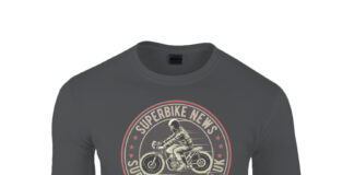 It's The Time Of Year For The Long Sleeve Biker T-shirts And Hoodies