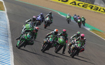 Kawasaki Wins The 2020 Worldssp300 Manufacturers' Championship In Magny-cours