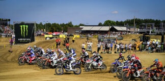 Mxgp Gears Up For The Deep Sand Of Lommel For The Monster Energy Mxgp Of Flanders 01
